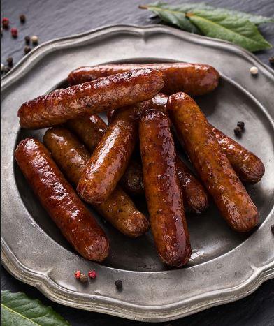 Sandy Brooks Sausage links
